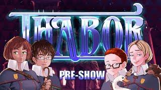 Pen & Paper: Thabor   Kapitel 1: Aufbruch der Zauberschüler   Pre-Show
