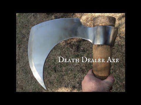 Death Dealer Axe Demo