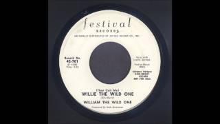 William The Wild One - Willie The Wild One - Garage 45
