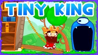 Tiny King Game Walkthrough Full Game
