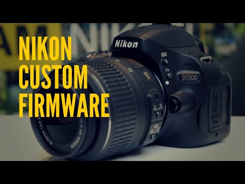 Nikon Hacking - Custom Firmware