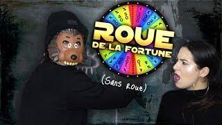 LA ROUE DE LA FORTUNE ... SANS ROUE. - Horia