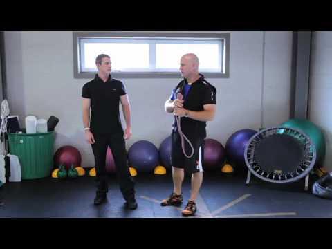 Fitness Friday: Lower Body Strengthening