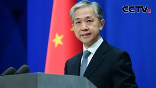 蓬佩奥称美已扭转中共5G总体规划势头 中国外交部:典型经济霸凌行径 |《中国新闻》CCTV中文国际 - YouTube