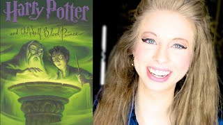 HARRY POTTER AND THE HALF BLOOD PRINCE BY JK ROWLING  booktalk with XTINEMAY