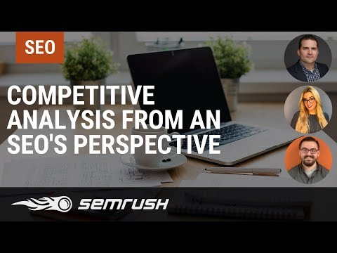 Competitive Analysis From An SEOs Perspective