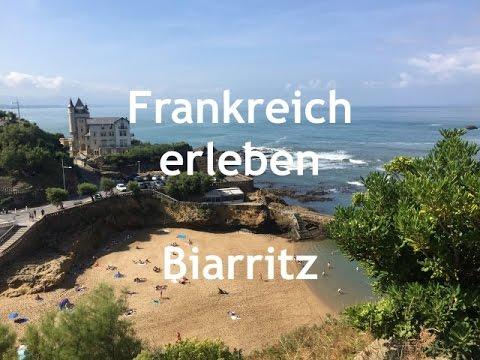 Erlebnisreisen Frankreich: Biarritz (in HD)