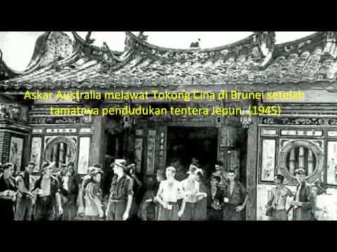 Sekitar Zaman Pemerintahan Residen British di Brunei
