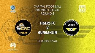 2019 Capital Football Premier League - U20\'s & 1st Grade Round 8 - Tigers FC v Gungahlin United FC