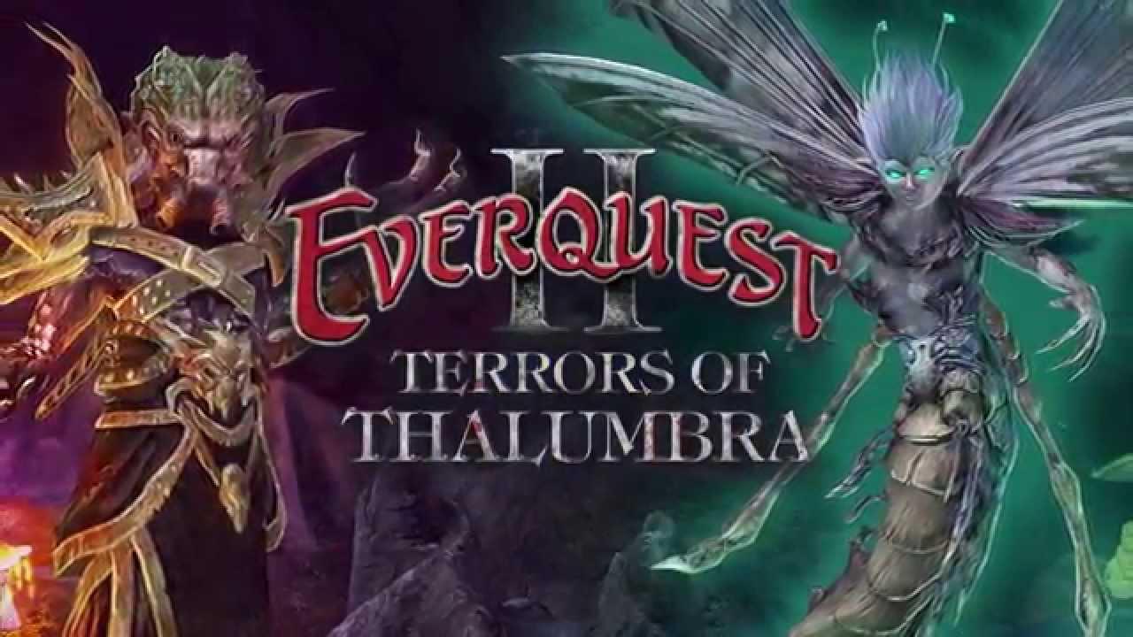 EverQuest II: Terrors of Thalumbra - Official Launch Trailer
