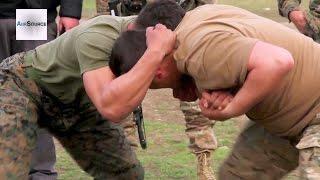 US Marines vs Republic of Georgia Army. Guess Who Won?