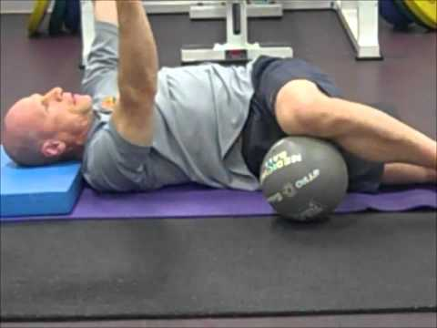 Thoracic Spine Mobility Exercises with Dr. Steven Horwitz ...