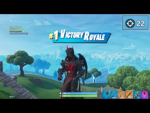 """INSANE 22 KILL WIN with """"ICE KING"""" SKIN (TIER 100 ICE KING OUTFIT) 