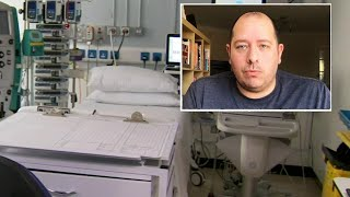 video: Watch:Coronavirus survivor recorded a goodbye message to his family from intensive care