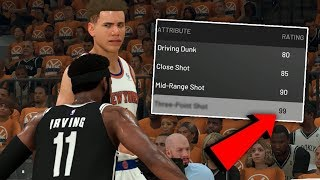 NBA 2K20 LaMelo Ball My Career Ep. 16 - First Maxed Out 99 Attribute!