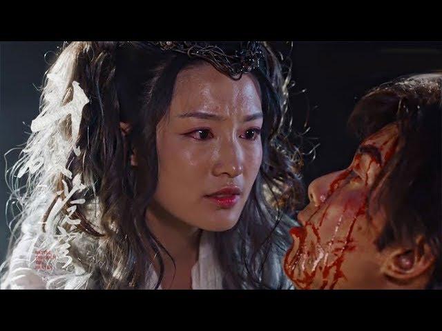 鬥破蒼穹-精彩cut-小醫仙再度現身-蕭炎重傷生死未蔔