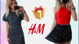 MEGA H&M BESTELLING PASSEN MET ZOMERKLEDING | Sarah Rebecca