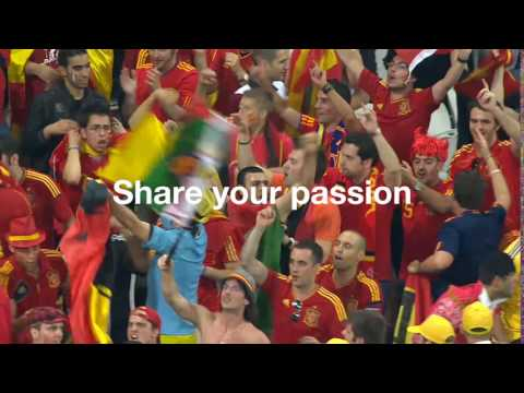 Share Your Passion – Euro 2016 – Orange Luxembourg