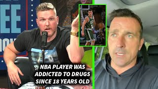 This NBA Player Was Addicted To Drugs Since He Was 18 | Chris Herren
