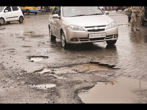 Driving on Bad Road Conditions | Learn driving India | Indian Driving School