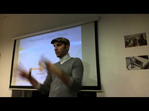 Paris Embedded #3 - Benjamin Joffe - Lean Hardware 101