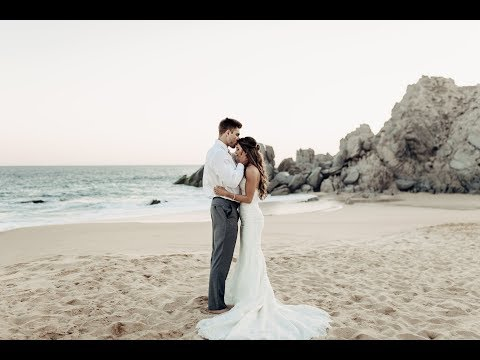 CABO WEDDING | The Love Story of Taylor & Steve