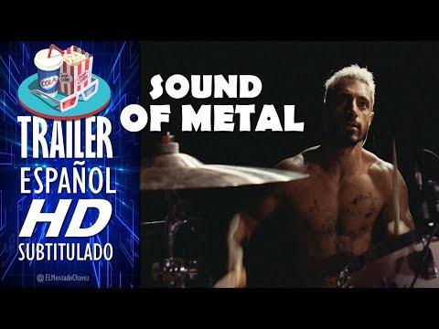 SOUND OF METAL (2020) 🎥 Tráiler En ESPAÑOL (Subtitulado) LATAM 🎬 Película, Drama, Música