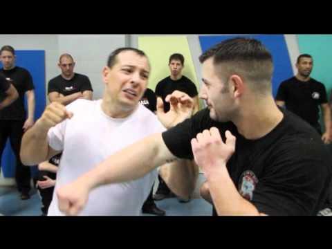 Amir Perets Krav Maga MMA Seminar Germany, Short