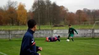Stokrooie VV - BS Sport (reserven): crashing Robin