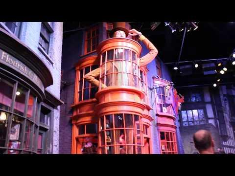 Harry Potter Diagon Alley WB Studio Tour London