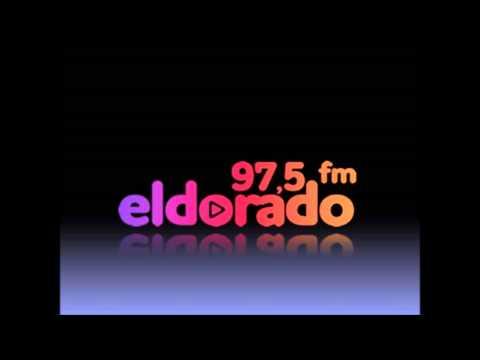 Prefixo - Eldorado FM - 97,5 MHz - Porto Alegre/RS