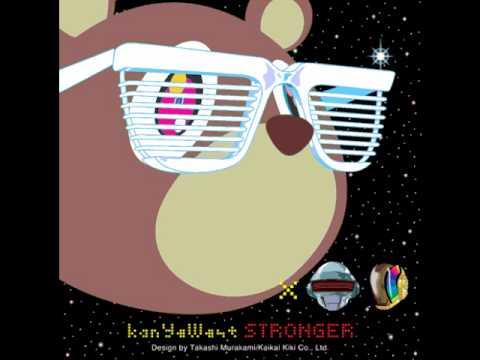 Kanye West - Stronger (HQ)
