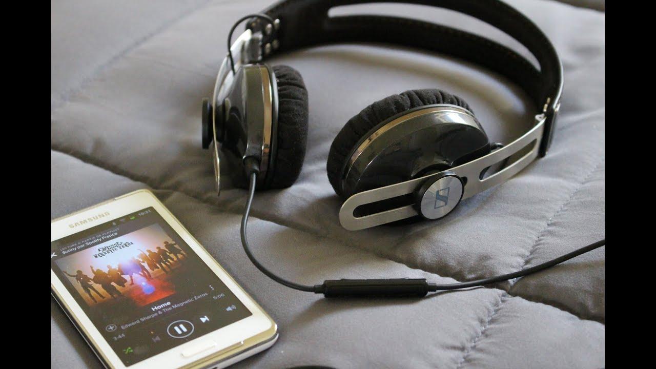 TEST du SENNHEISER Momentum On-Ear M2