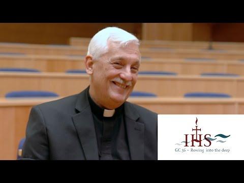 P. Generale Arturo Sosa, SJ - La missione della Compagnia di Gesù - Jesuit General Congregation 36
