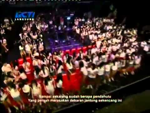 JKT48 - New Ship  at JKT48 3rd Generation Audition RCTI |  28.01.2014