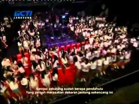 JKT48 - New Ship  at JKT48 3rd Generation Audition RCTI    28.01.2014