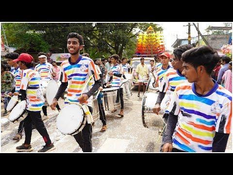 Nasik Dhol Thrissur - Dhol Djs at Kodakara Shashti 2018 - ARN Media