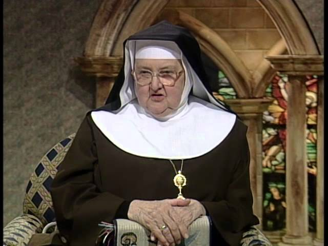 Mother Angelica Live  Classic- Ash Wedesday and Lent - 3/7/2000 Travel Video