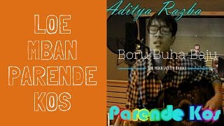 Arvindo Simatupang - Boru Buha Baju (cover by Aditya Razha)