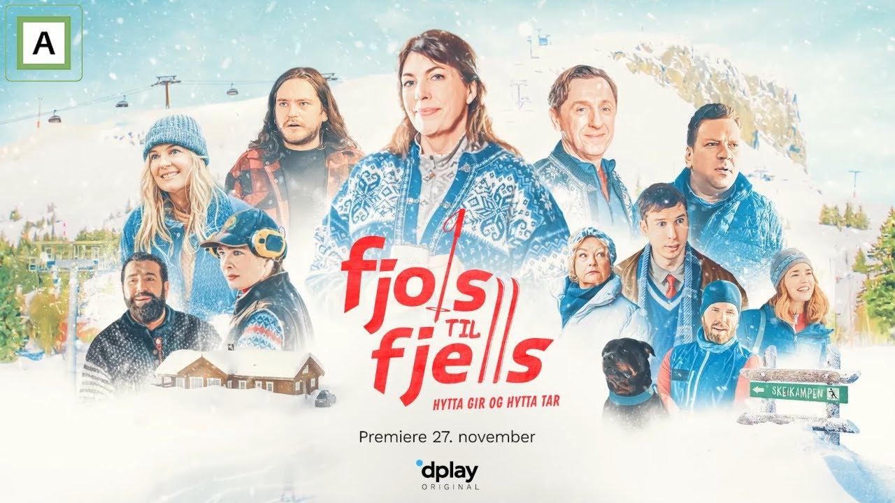 Fjols til fjells | Premiere 27. november på Dplay!