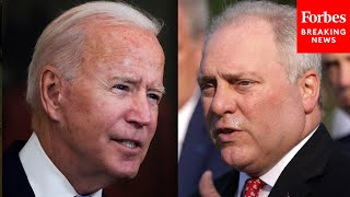 Steve Scalise: Biden's Agenda Is About 'Big Government' Socialism