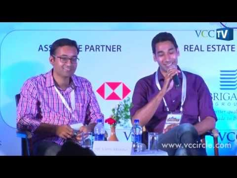 Tarun Mehta, CEO - Ather Energy, speaks at VC Circle Panel Discussion, Bangalore