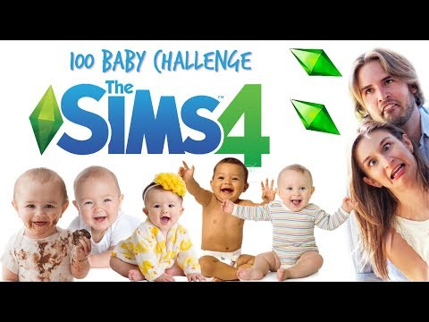 100 BABY CHALLENGE ep. 5 // The Sims 4 Live ❤️