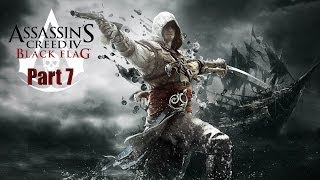 Assassin's Creed IV: Black Flag Gameplay Walkthrough Part 7 - High Bounty