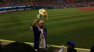 2016/07/16 マツダオールスターゲーム 横浜スタジアム パシフィック・リ...