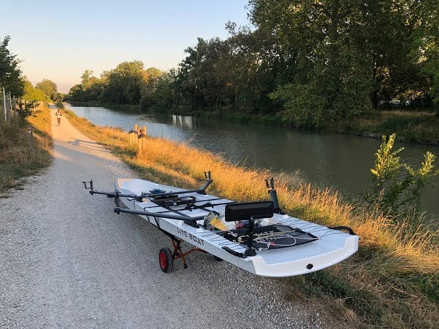 LiteSPORT 2X on Canal du Midi | Explore new horizons!