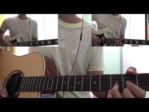 [Cover][Guitar] Sayonara - Mild
