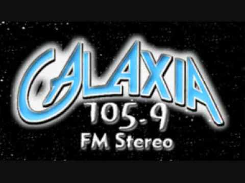 Galaxia FM cortina musical jingle  YouTube