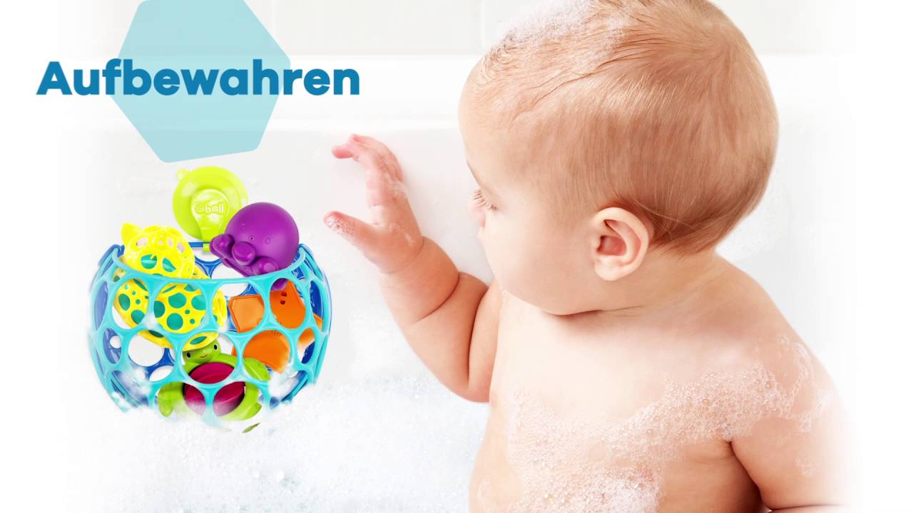Oball H2O Bath Toy Collection - German.mp4 - YouTube