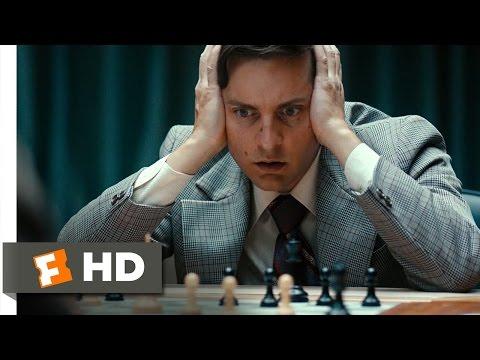 Pawn Sacrifice (2014) - Bobby Falls Apart Scene (6/10)   Movieclips